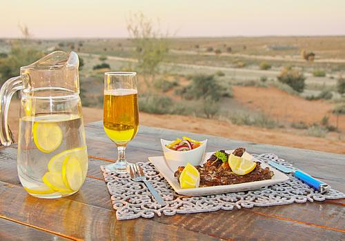 Kgalagadi Lodge - Resort and Camping Accommodation | Askham | Northern Cape | Accommodation