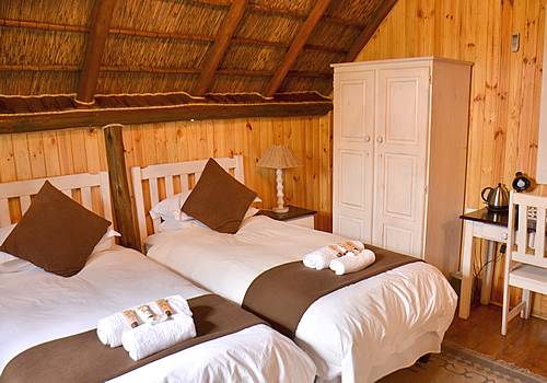 Prieska | Gecko Cottage Guest House Accommodation | Northern Cape