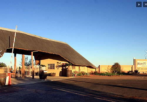 Kalahari Monate Lodge Self-catering & Camping