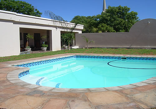 Schröderhuis Guesthouse | Upington Accommodation | Northern Cape | Green Kalahari