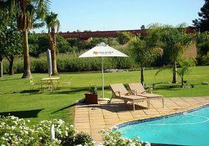 Sun River Kalahari Lodge   River Front Guesthouse Accommodation & Wedding Venue