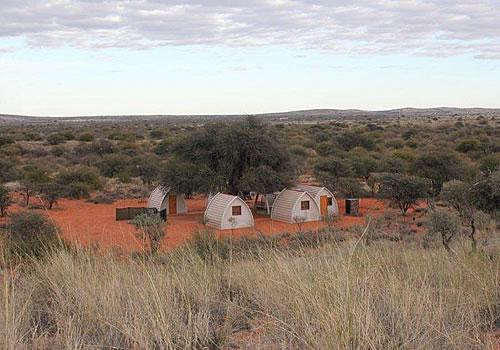 Vaalkloof Bushcamp | Camping & Accommodation | Kalahari | Northern Cape