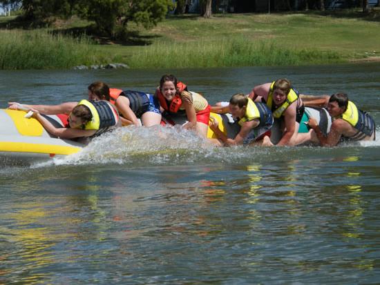 Sakkie se Arkie | Upington | Boat Cruise | camping | Accommodation | Northern Cape | Green Kalahari